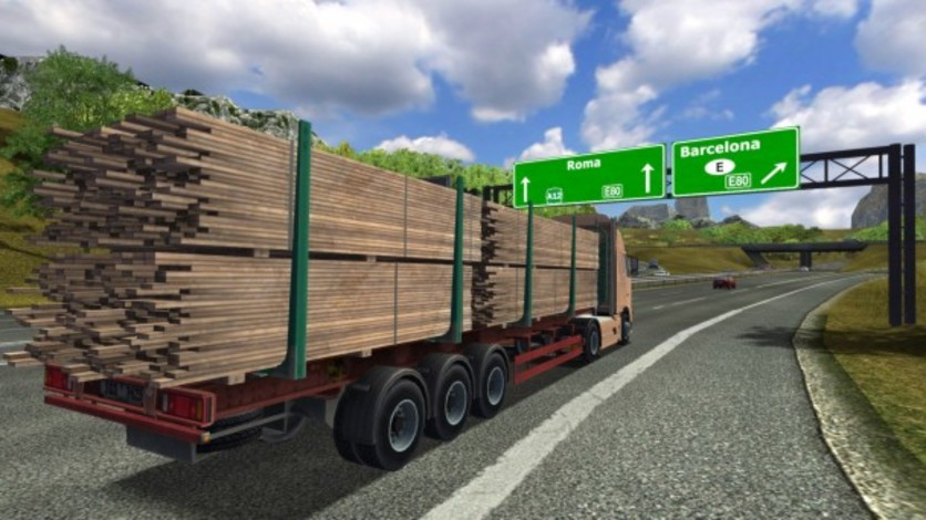 Screenshot 9 - Euro Truck Simulator