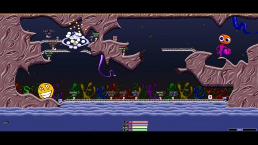 Screenshot 6 - Worms Armageddon