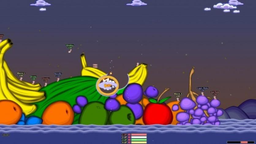 Screenshot 5 - Worms Armageddon