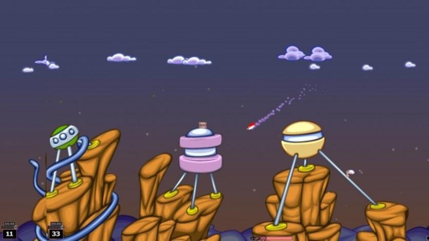 Screenshot 2 - Worms Armageddon