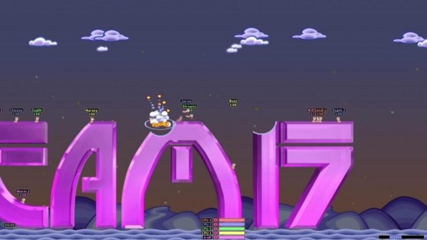 Screenshot 3 - Worms Armageddon