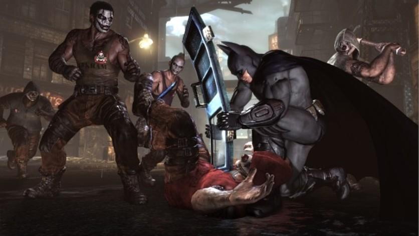 Screenshot 3 - Batman Arkham City - Game of the Year Edition