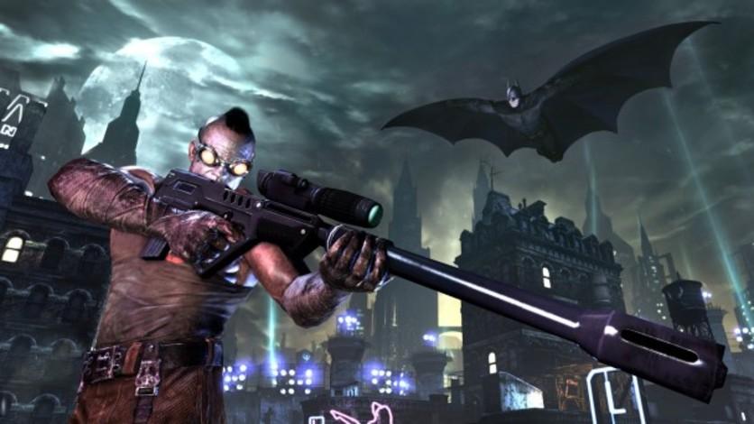 Screenshot 10 - Batman Arkham City - Game of the Year Edition