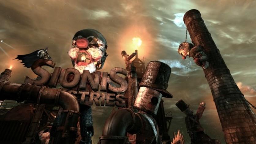 Screenshot 6 - Batman Arkham City - Game of the Year Edition