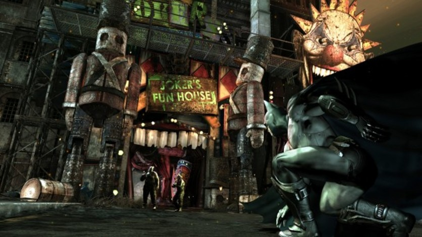 Screenshot 9 - Batman Arkham City - Game of the Year Edition