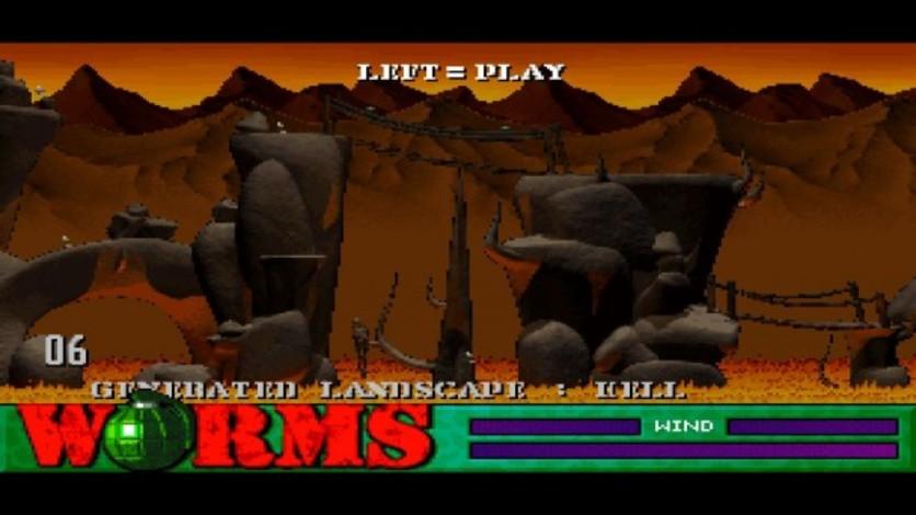 Screenshot 3 - Worms
