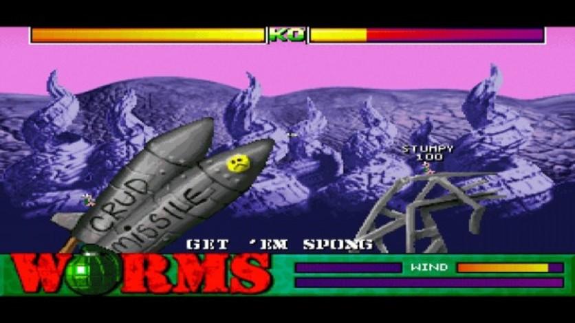 Screenshot 6 - Worms