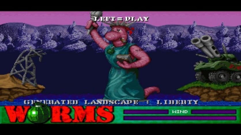 Screenshot 8 - Worms