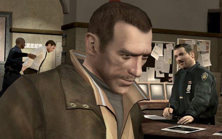 Screenshot 9 - Grand Theft Auto IV