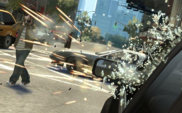 Screenshot 12 - Grand Theft Auto IV