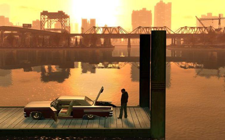 Screenshot 8 - Grand Theft Auto IV