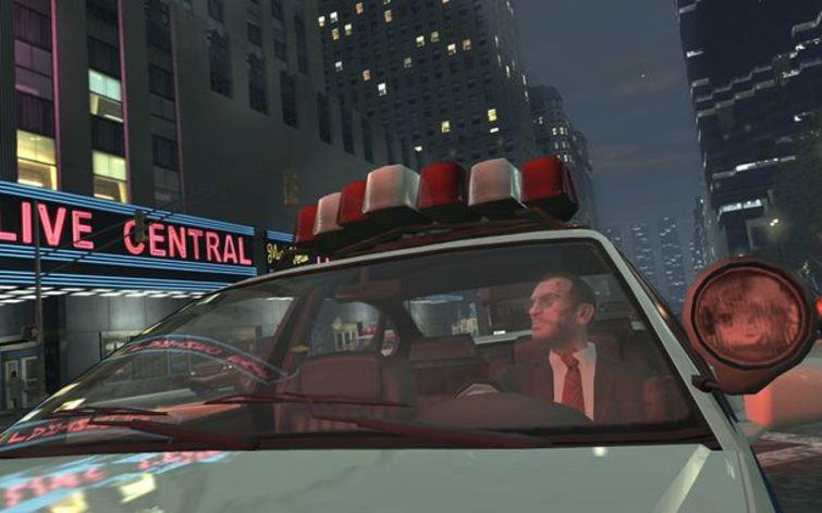 Screenshot 7 - Grand Theft Auto IV