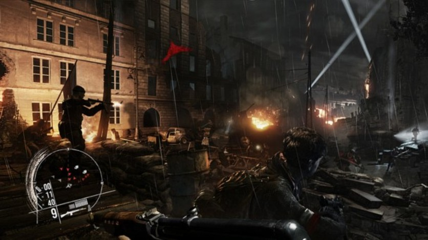 Screenshot 3 - Enemy Front