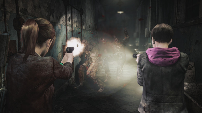 Screenshot 3 - Resident Evil Revelations 2: Episodio 2 - Contemplation