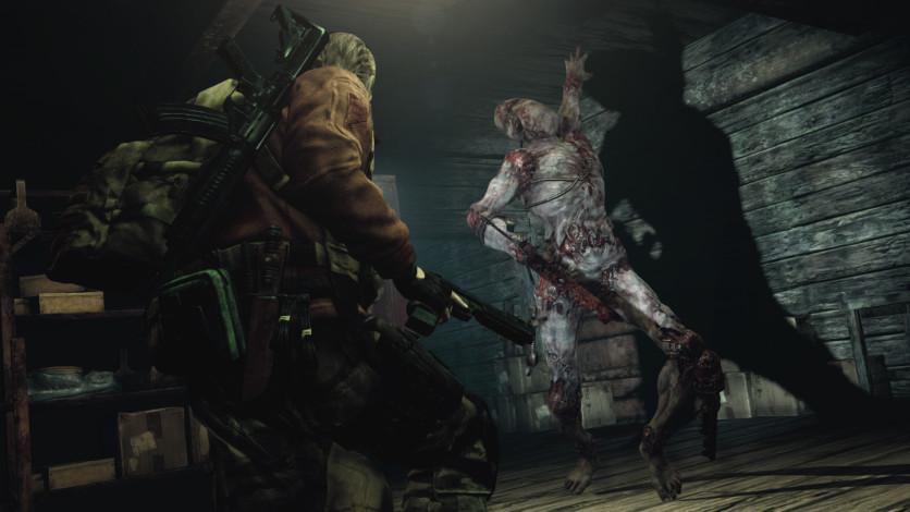 Screenshot 7 - Resident Evil Revelations 2: Episodio Extra - The Struggle