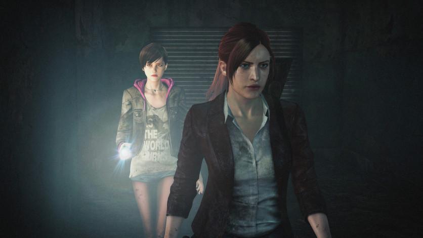 Screenshot 1 - Resident Evil Revelations 2: Episodio Extra - The Struggle