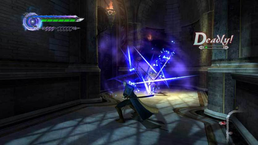 Screenshot 10 - Devil May Cry 4: Special Edition