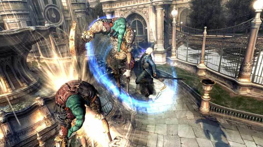 Screenshot 5 - Devil May Cry 4: Special Edition