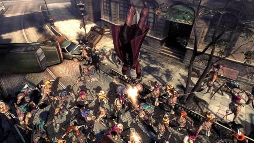 Screenshot 3 - Devil May Cry 4: Special Edition