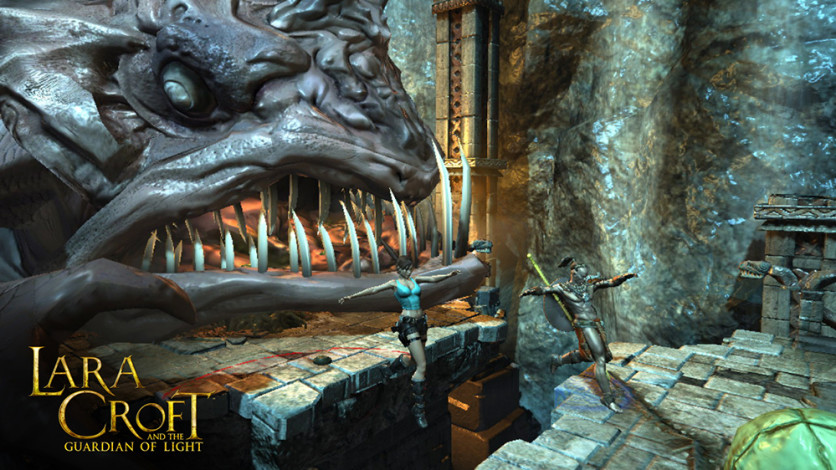 Screenshot 1 - Lara Croft GoL: Things that Go Boom - Challenge Pack 2