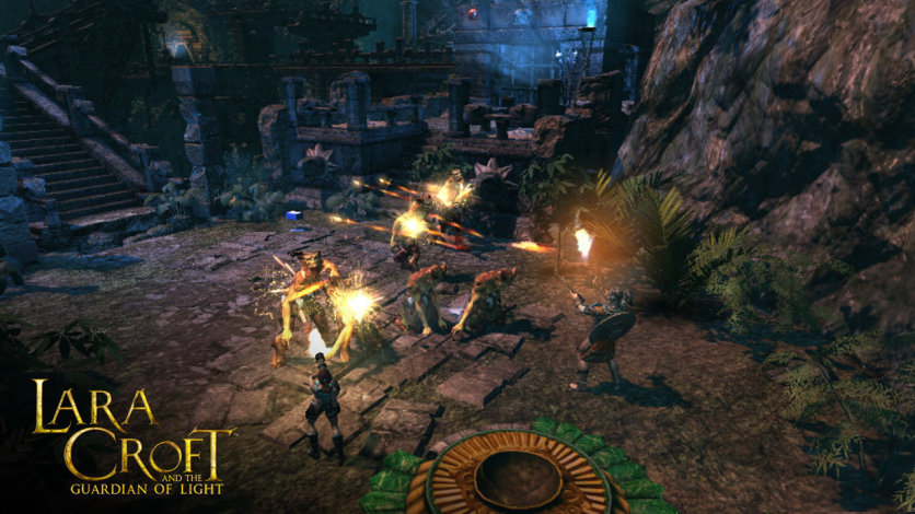 Screenshot 3 - Lara Croft GoL: Things that Go Boom - Challenge Pack 2