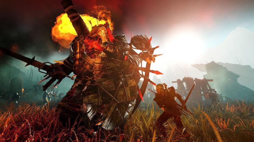 Screenshot 2 - The Witcher 2: Assassins of Kings Enhanced Edition