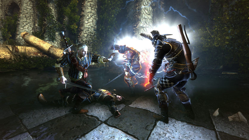 Screenshot 9 - The Witcher 2: Assassins of Kings Enhanced Edition