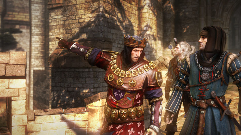 Screenshot 11 - The Witcher 2: Assassins of Kings Enhanced Edition