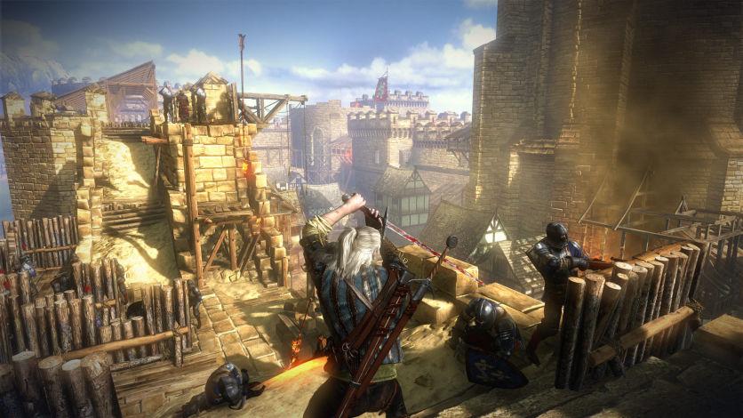 Screenshot 6 - The Witcher 2: Assassins of Kings Enhanced Edition