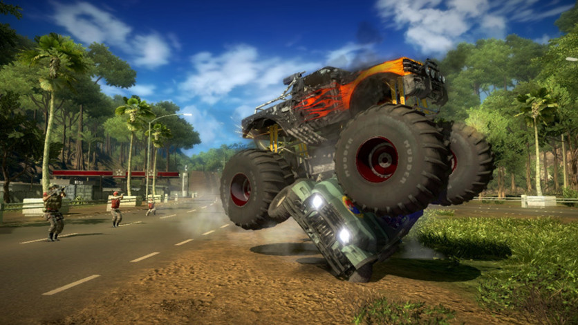 Screenshot 6 - Just Cause 2 DLC Collection