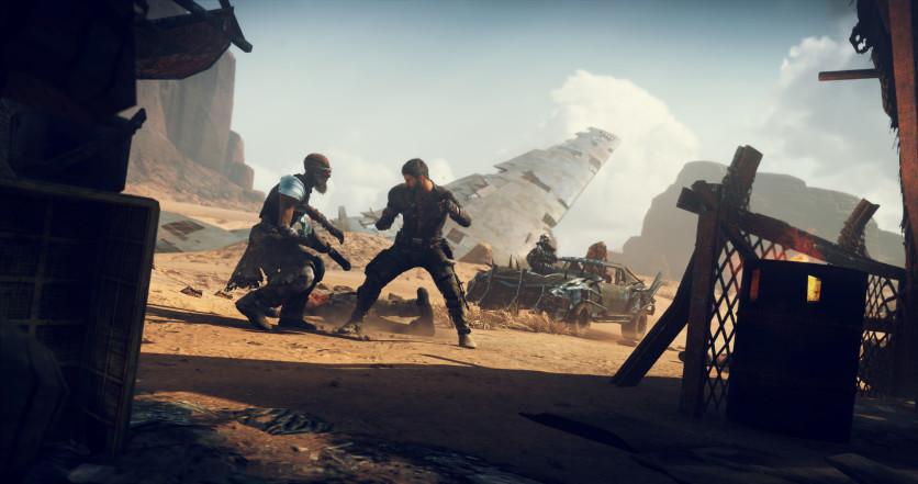 Screenshot 4 - Mad Max