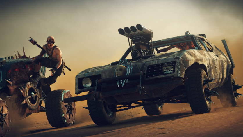 Screenshot 1 - Mad Max