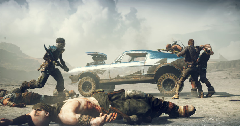 Screenshot 5 - Mad Max