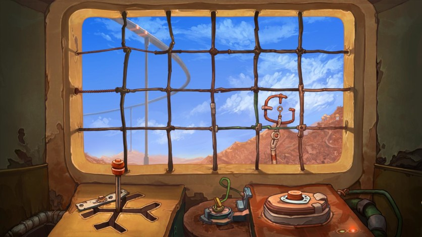 Screenshot 4 - Deponia: The Complete Journey