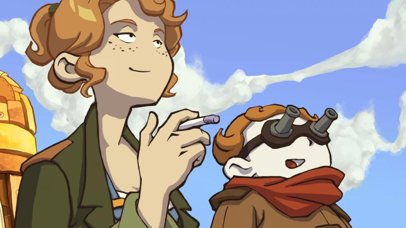Screenshot 3 - Deponia: The Complete Journey
