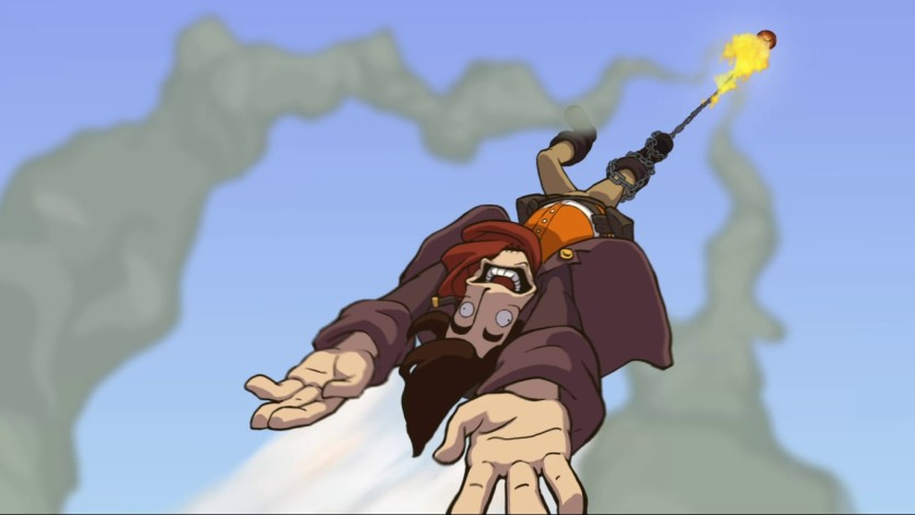 Screenshot 2 - Deponia: The Complete Journey