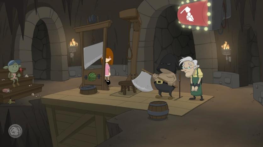 Screenshot 3 - Anna's Quest