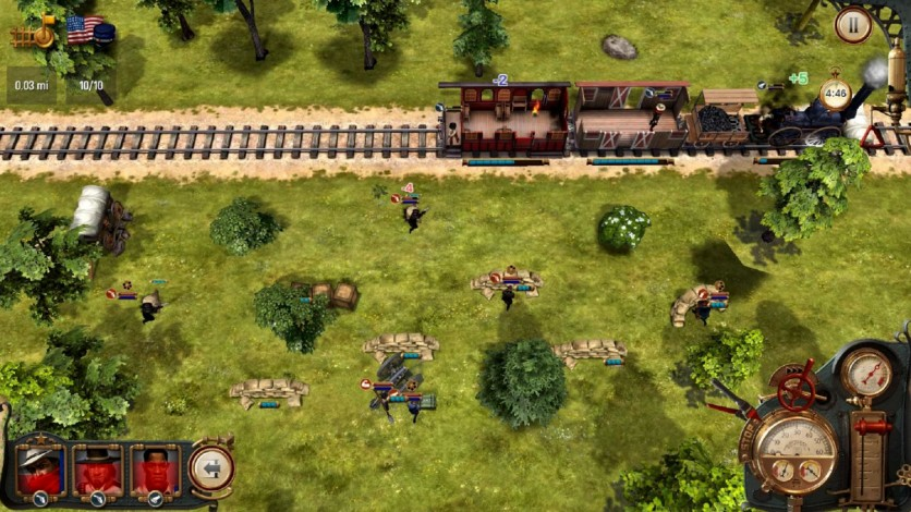 Screenshot 4 - Bounty Train