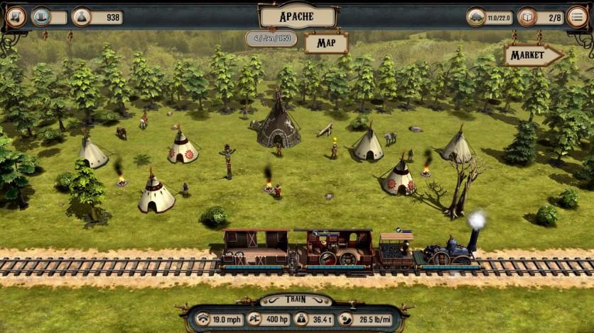 Screenshot 8 - Bounty Train