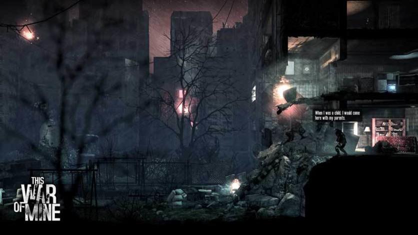 Screenshot 5 - This War of Mine