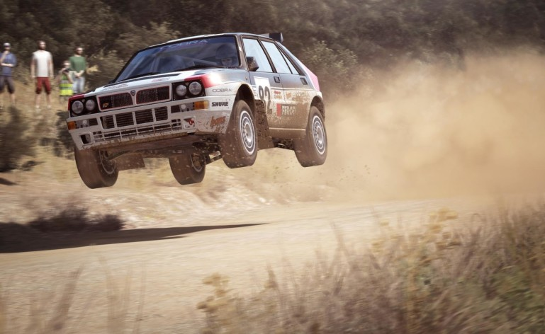Screenshot 10 - DiRT Rally