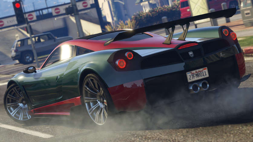 Screenshot 3 - GTA Online: Red Shark Cash Card