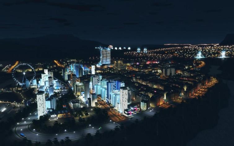 Screenshot 5 - Cities: Skylines - After Dark