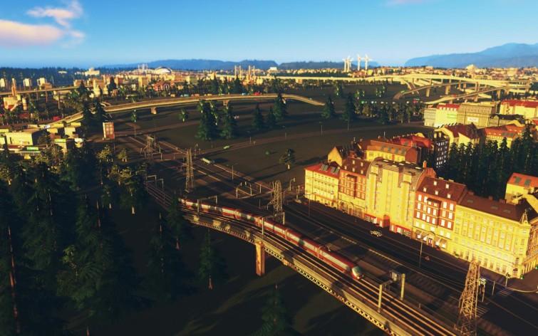 Screenshot 6 - Cities: Skylines - After Dark