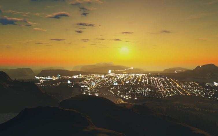 Screenshot 8 - Cities: Skylines - After Dark