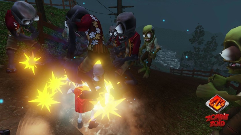 Screenshot 5 - Zombie Zoid Zenith