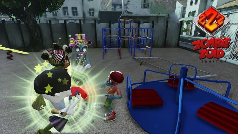 Screenshot 6 - Zombie Zoid Zenith