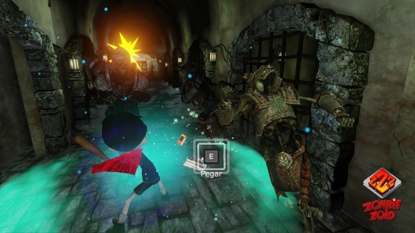 Screenshot 3 - Zombie Zoid Zenith