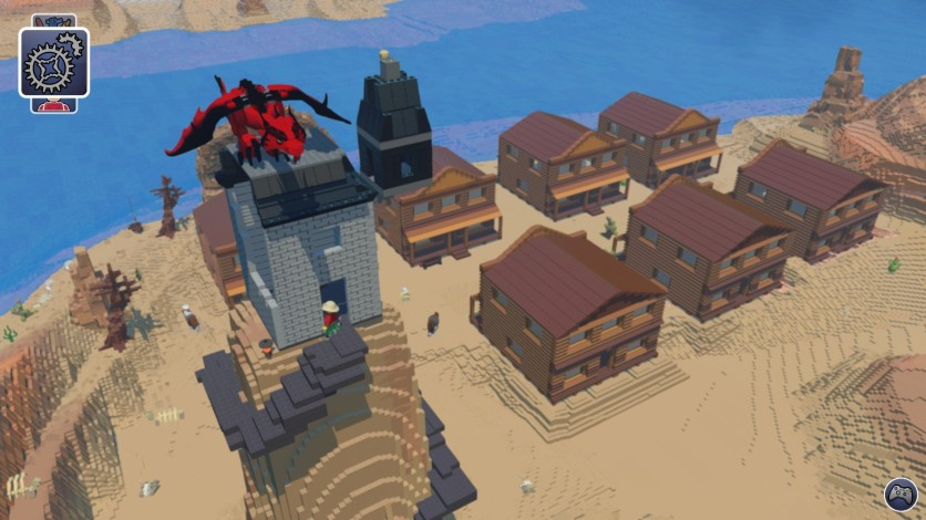 Screenshot 2 - LEGO Worlds