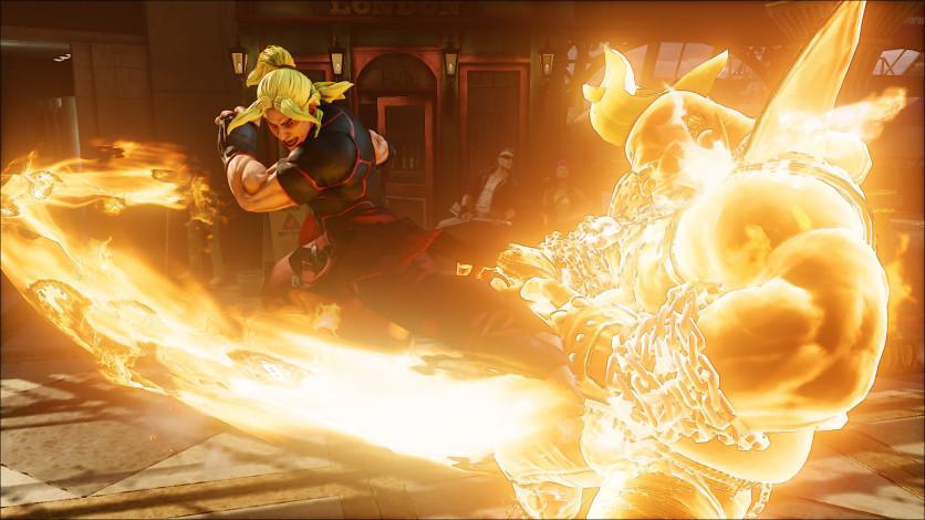 Screenshot 8 - Street Fighter V